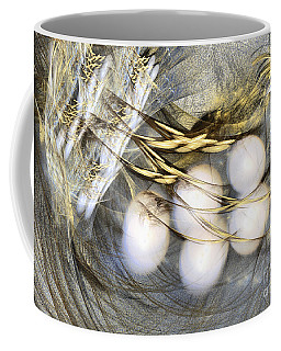 Ultima Thule - Abstract Art Coffee Mug