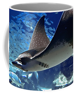 Underwater Flight Coffee Mug