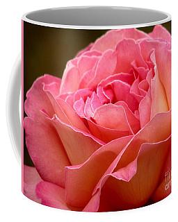 Unfolding Coffee Mug by Rory Sagner