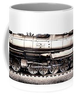 Union Pacific 4-8-8-4 Steam Engine Big Boy 4005 Coffee Mug
