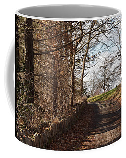 Up Over The Hill Coffee Mug