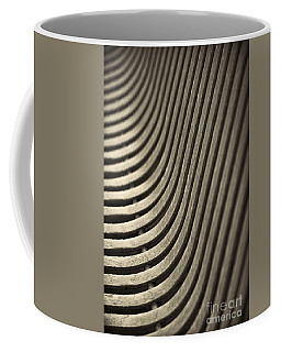 Coffee Mug featuring the photograph Upward Curve. by Clare Bambers