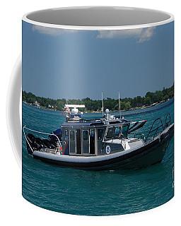 U.s. Customs Border Protection Coffee Mug