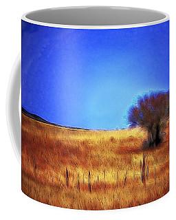 Valley San Carlos Arizona Coffee Mug