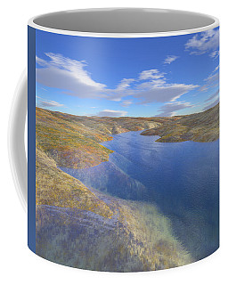 Valley Stream 2 Coffee Mug