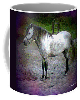 Coffee Mug featuring the photograph Vash The Stampede by George Pedro