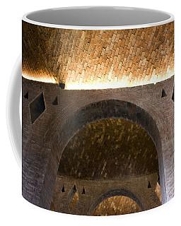 Vaulted Brick Arches Coffee Mug by Lynn Palmer