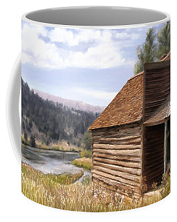 Vc Backyard Coffee Mug
