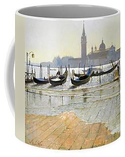 Venice At Dawn Coffee Mug