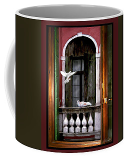 Venice Window Coffee Mug