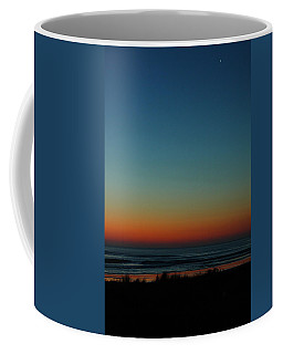 Venus And Atlantic Before Sunrise Coffee Mug