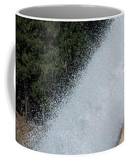 Vernal Falls On The Mist Trail At Yosemite Np Coffee Mug