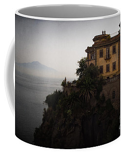 Vesuvius From Sorrento Coffee Mug