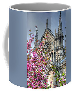 Coffee Mug featuring the photograph Vibrant Cathedral by Jennifer Ancker