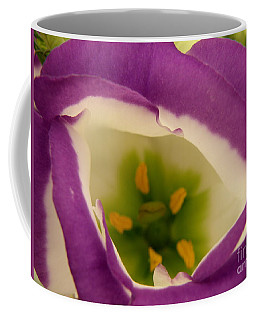 Coffee Mug featuring the photograph Vibrant by Lainie Wrightson