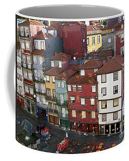 Vibrant Porto Coffee Mug