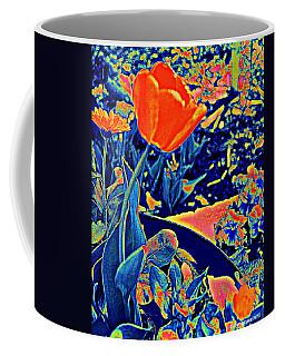 Vibrating Spring Coffee Mug