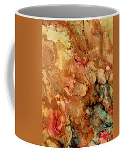 View From Another Realm Coffee Mug by Rory Sagner