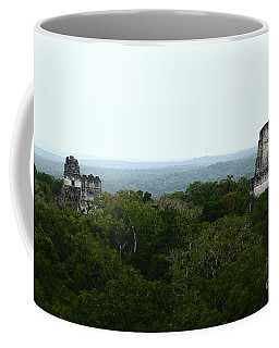 View From The Top Of The World Coffee Mug