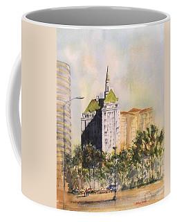 Villa Riviera  Coffee Mug