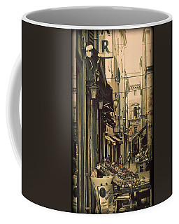Vintage Bologna Italy Coffee Mug