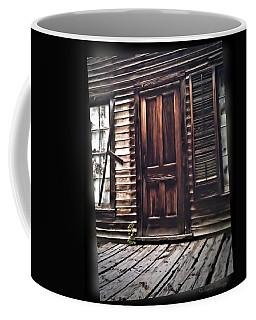 Virginia City Ghost Town Door I Coffee Mug