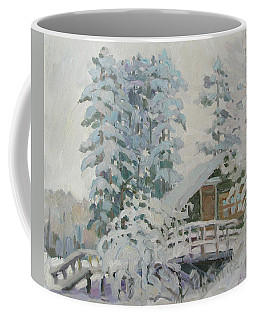 Visiting Fairy Tales Coffee Mug