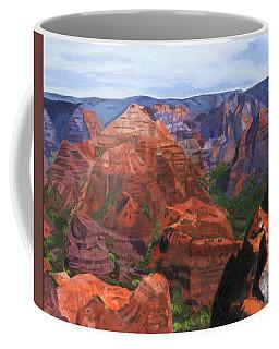 Waimea Canyon Coffee Mug