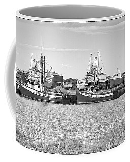 Coffee Mug featuring the photograph Waiting by Eunice Gibb