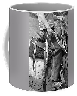 Waiting For Instruction Coffee Mug