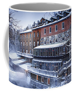 Coffee Mug featuring the photograph Wakefield Inn by Eunice Gibb