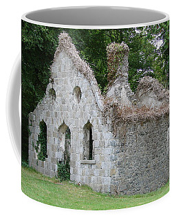 Coffee Mug featuring the photograph Walls For The Winds by Charlie and Norma Brock