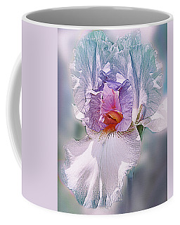 Coffee Mug featuring the digital art Warm Hearted by Mary Almond