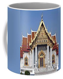 Wat Benchamabophit Ubosot Dthb180 Coffee Mug