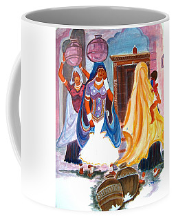 Water Belles Coffee Mug