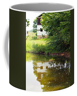 Water Reflections Coffee Mug by Robert Margetts