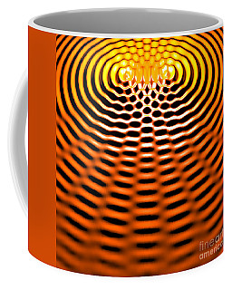 Waves Superpositioning 4 Coffee Mug