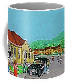 Wayne Hills 1948 Coffee Mug by Frank Hunter