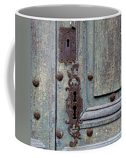 Coffee Mug featuring the photograph Weathered by Lainie Wrightson
