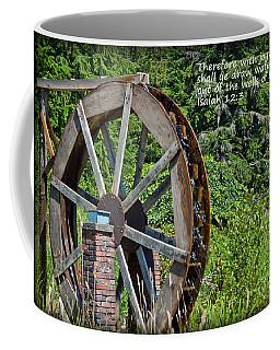 Wells Of Salvation Coffee Mug