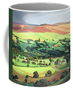 Welsh Valley Coffee Mug