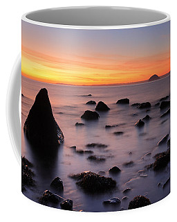 West Coast Sunset Coffee Mug