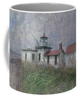 West Point Lighthouse - Seattle Coffee Mug