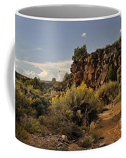 Westward Across The Mesa Coffee Mug