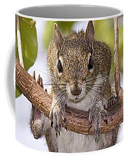 What A Predicament This Is Coffee Mug by Anne Rodkin