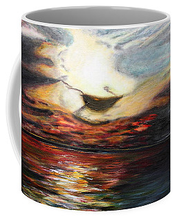 What Dreams May Come.. Coffee Mug by Jolanta Anna Karolska