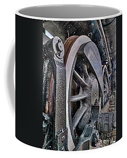 Wheels Of Steel Coffee Mug