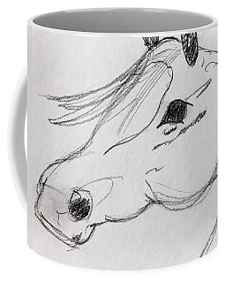 Whispy Coffee Mug by Pamela Walrath