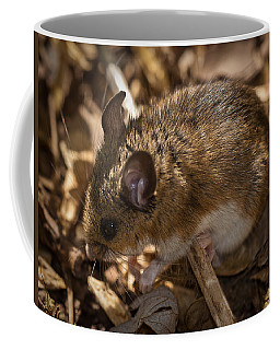 White-footed Mouse Coffee Mug