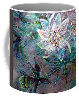 White Passion Coffee Mug